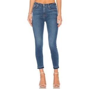 7 ALL MANKIND Jeans B(air) High Waist Ankle Skinny